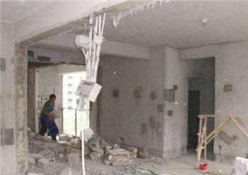 福州鼓楼区拆混泥土墙电话
